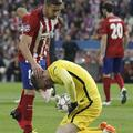 Gabi Jan Oblak Atletico Madrid Bayern