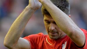 steven gerrard liverpool crystal palace