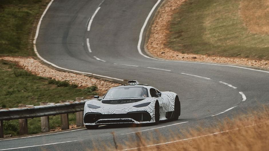 Mercedes-AMG project one | Avtor: Mercedes-Benz