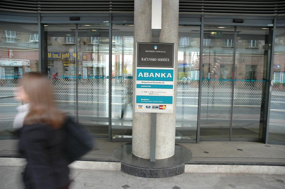 Bank Abanka | Author: Dejan Mijović