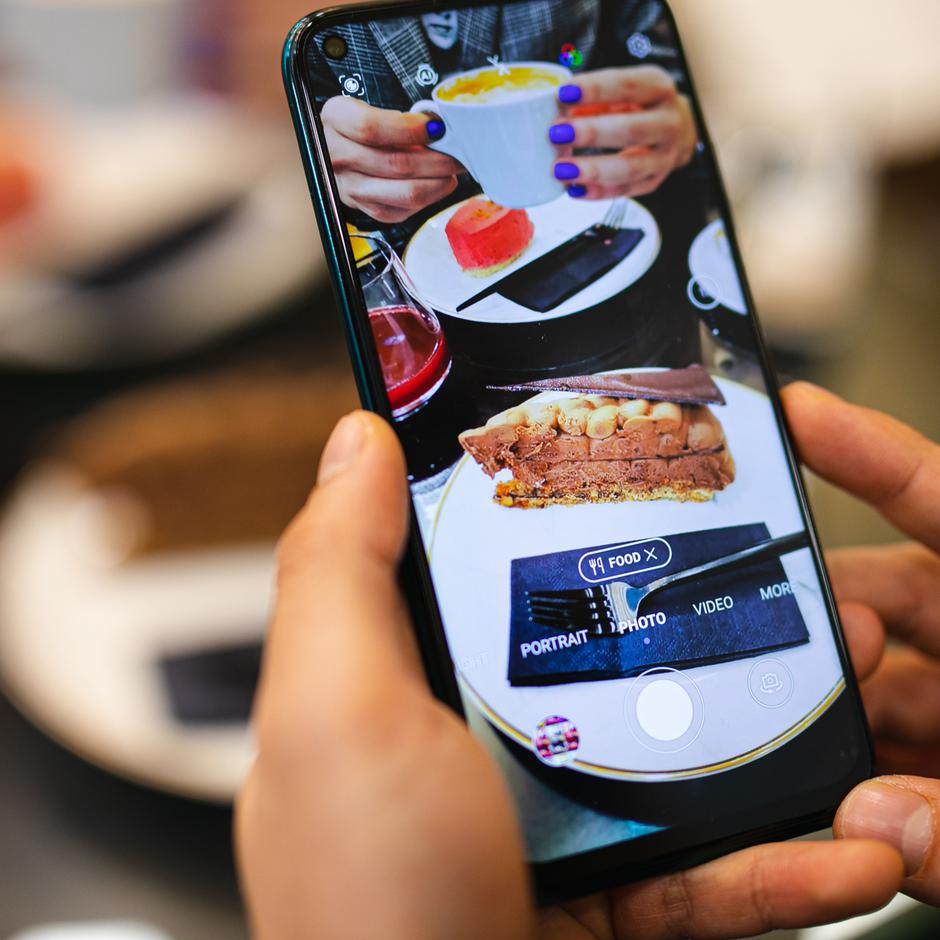 Huawei P40   Avtor: Huawei