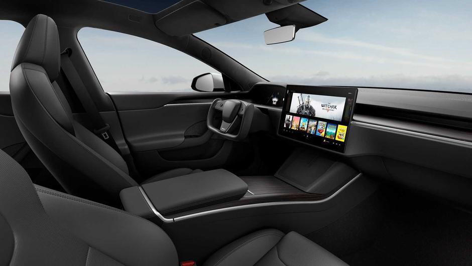 Tesla model S   Avtor: Tesla