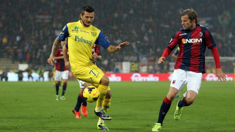 Thereau Antonsson Bologna Chievo
