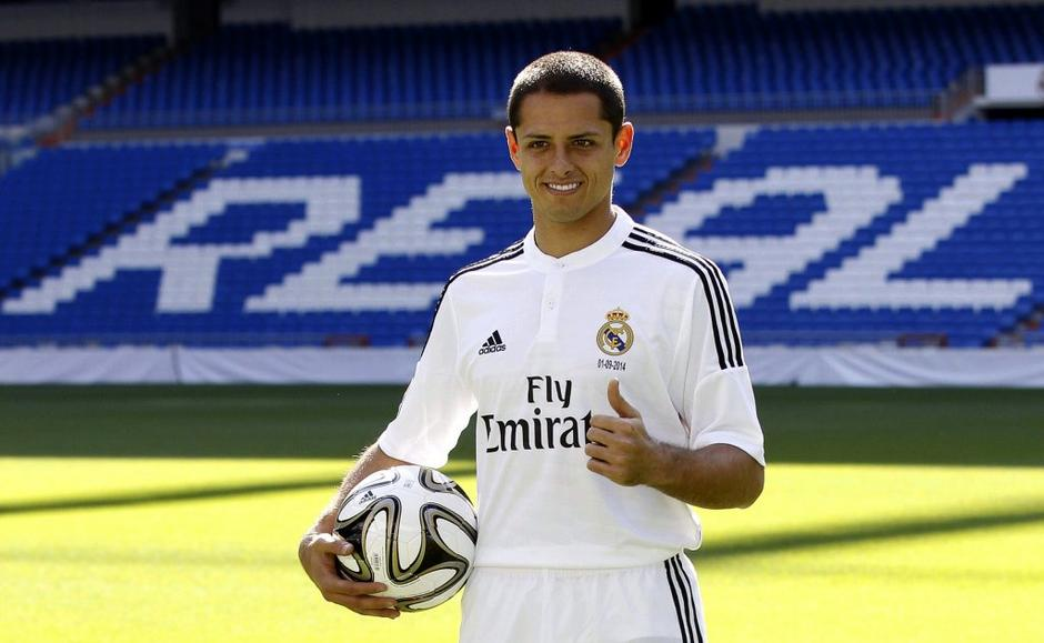 Javier Hernandez Chicharito Real Madrid | Avtor: EPA