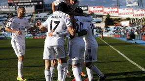 (Getafe - Real Madrid)