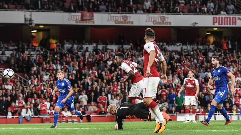 Arsenal Leicester City