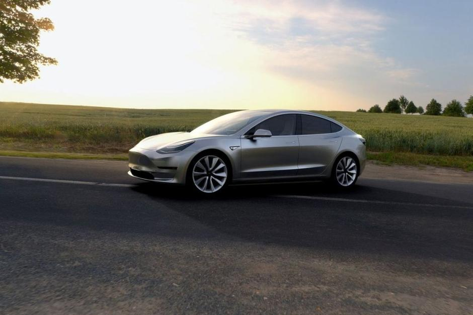 Tesla model 3 | Avtor: Tesla Motors