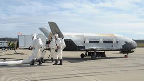 X-37B Orbital Test Vehicle (OTV)