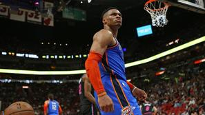 Russell Westbrook OKC Thunder