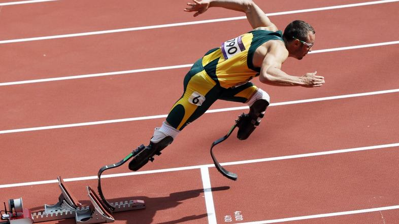 oscar pistorius london 2012 proteza