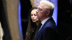 Boris Becker in Lily