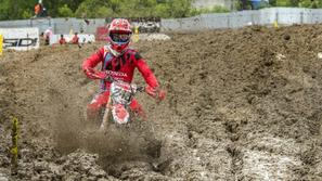 Tim Gajser VN Indonezije MXGP