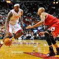 James Gibson Miami Heat Chicago Bulls liga NBA