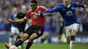 Anthony Martial, Manchester United - Everton