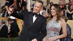 SAG nagrade Tom Hanks Rita Wilson