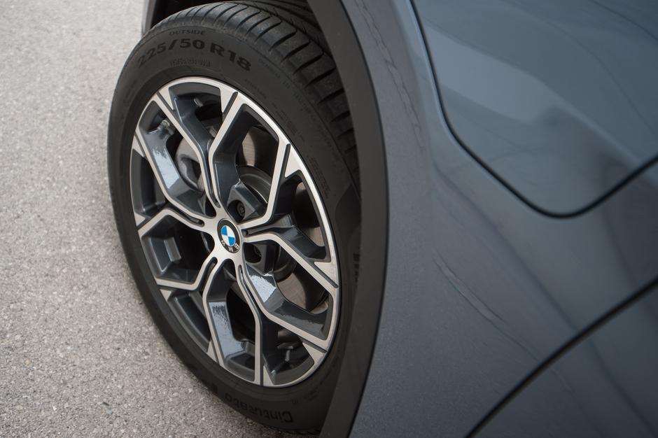 BMW X1 | Avtor: Anže Petkovšek
