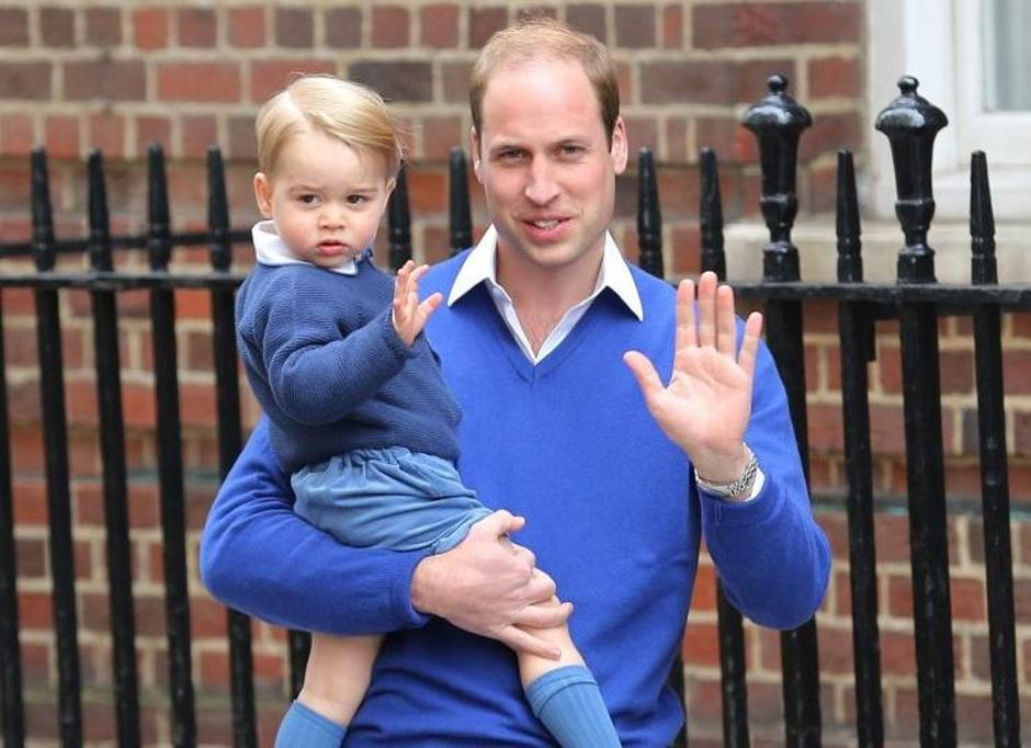 Princ William in George | Avtor: Profimedias