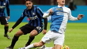 Valter Birsa Inter Chievo