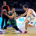 Ray McCallum Zoran Dragić Unicaja Efes
