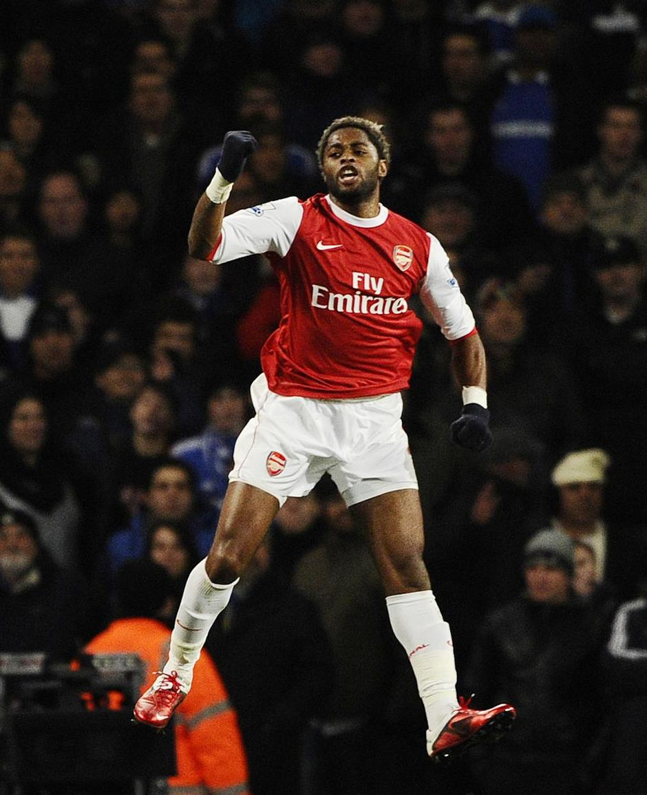 Alex Song Arsenal Chelsea Premier League Anglija liga prvenstvo | Avtor: Reuters