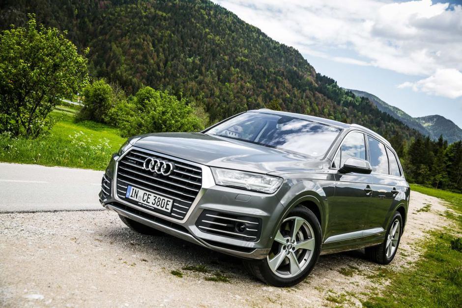 Audi Q7 e-tron   Avtor: Žurnal24 main