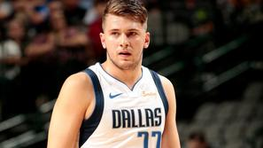 Luka Dončić Dallas Mavericks