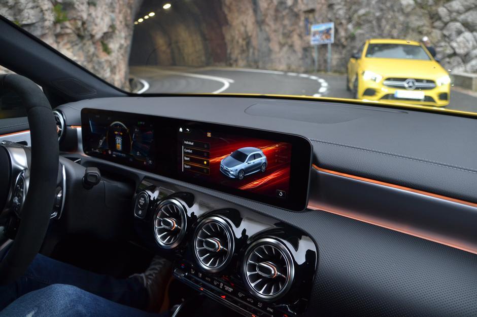 Mercedes-Benz AMG A 35 | Author: Gregor Prebil