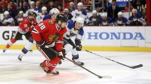 Patrick Kane Chicago Blackhawks St. Louis Blues NHL končnica