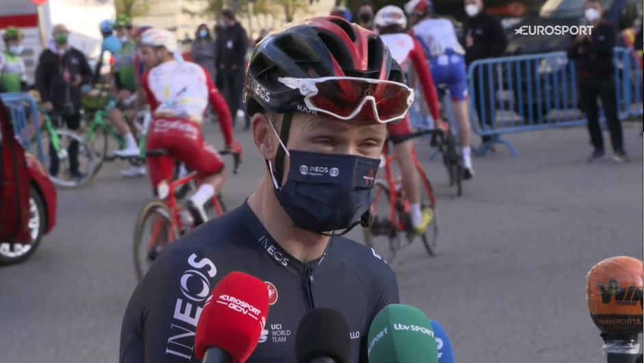 chris froome | Avtor: Print Screen