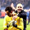 pep guardiola claudio bravo