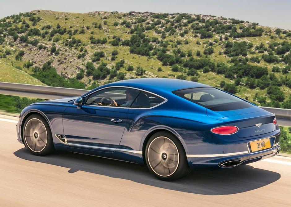 Continental GT | Avtor: Bentley