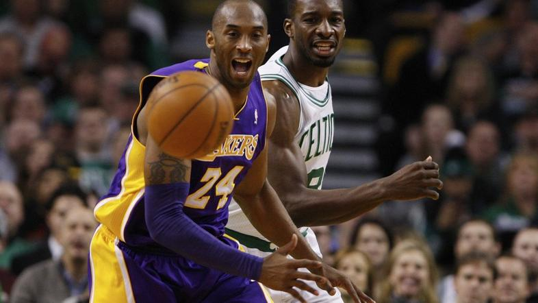los angeles lakers boston celtics