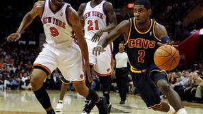 Irving Jeffries Shumpert Cleveland Cavaliers Cleveland Cavaliers New York Knicks