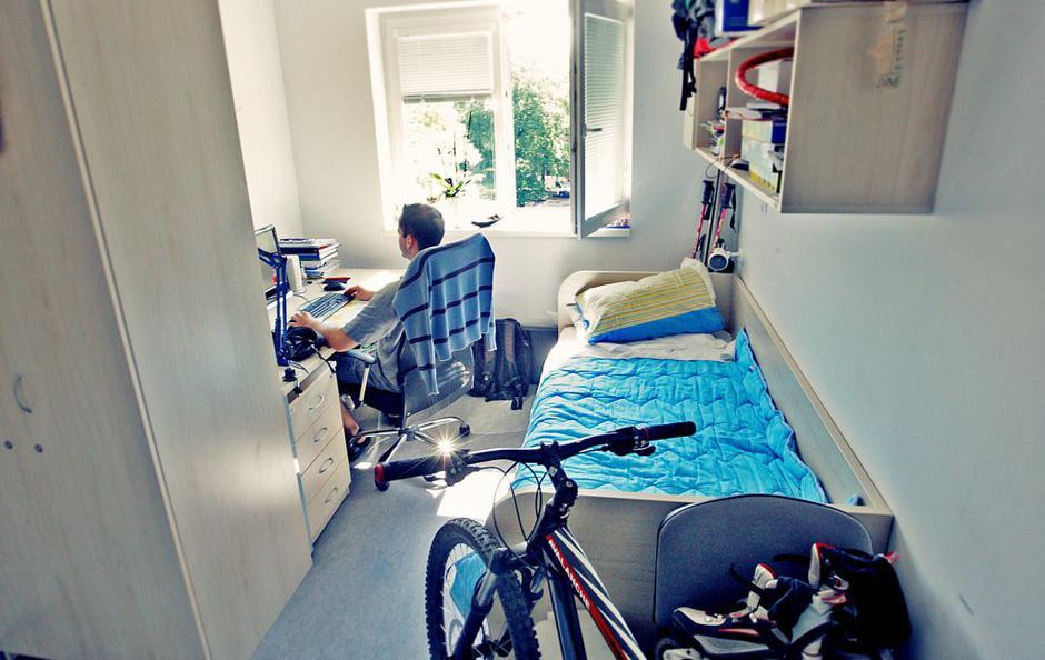 študent študentska soba | Avtor: Žurnal24 main