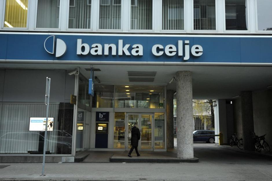 Bank of Celje | Author: Anze Petkovšek