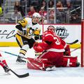 Sidney Crosby Red Wings Penguins