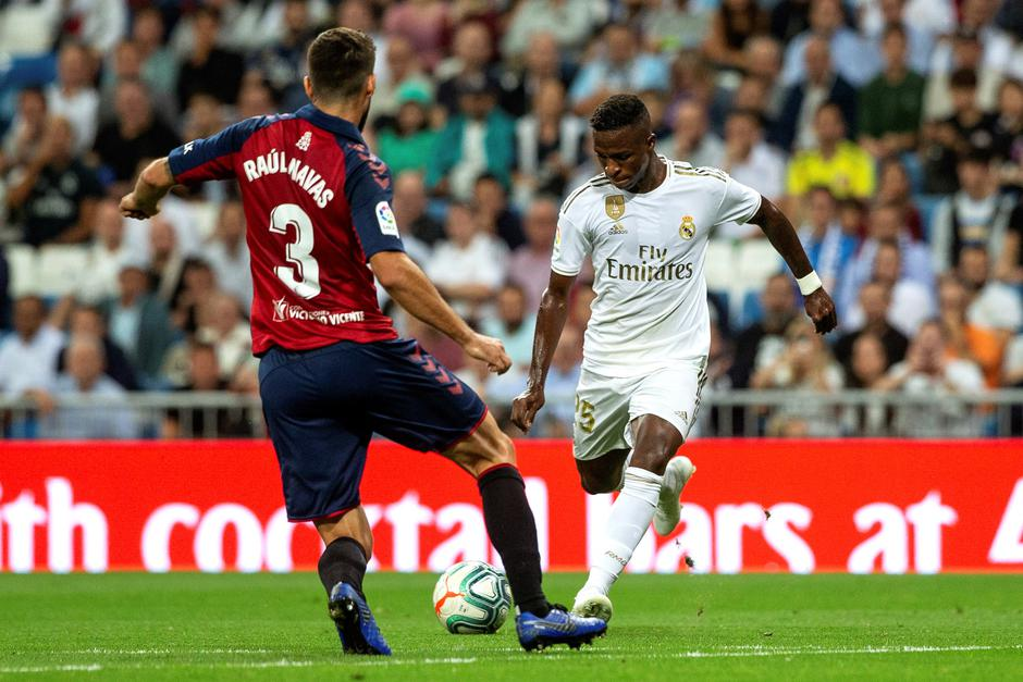 Vinícius Júnior Real Madrid | Avtor: Epa