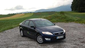 Ford mondeo econetic