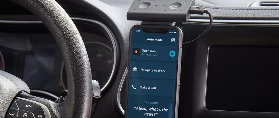 Amazon Alexa Auto Mode