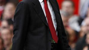 arsenal manchester united wenger
