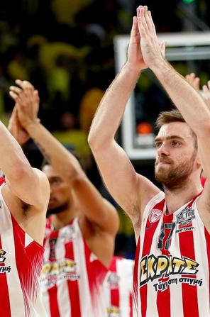 Olympiacos Final Four