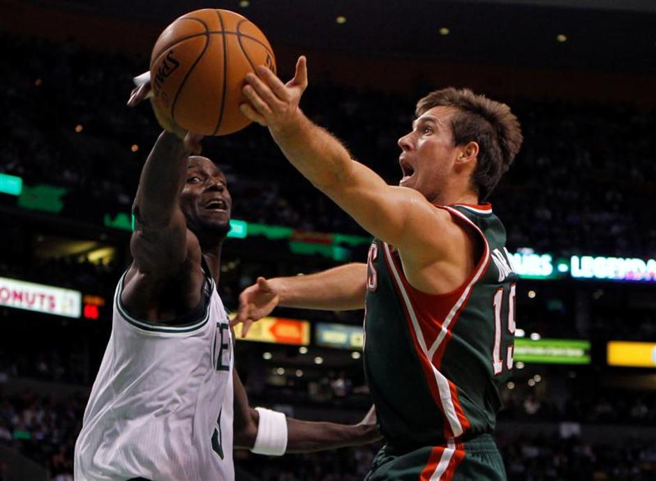 nba beno udrih milwaukee bucks | Avtor: Reuters