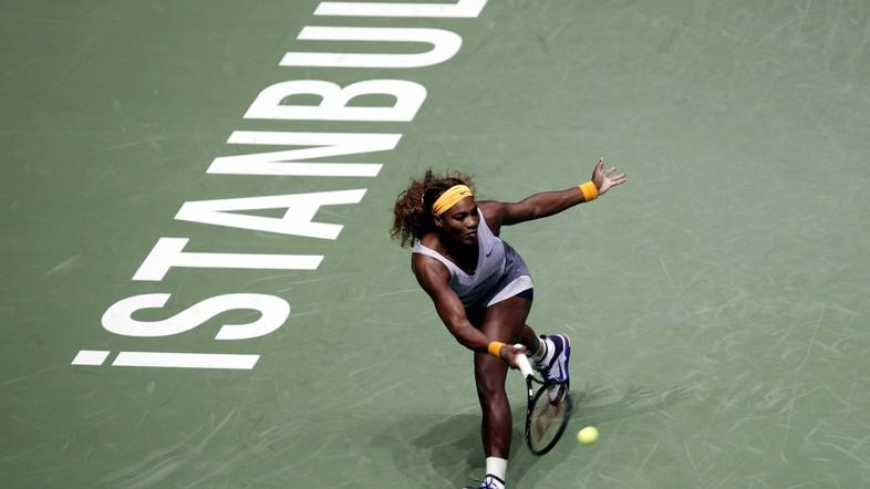 Serena Williams WTA masters Carigrad