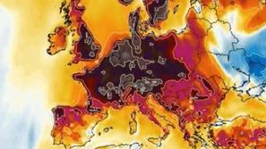 Animacija Severe weather Europe