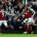 Michail Antonio Andy Carroll West Ham Liverpool