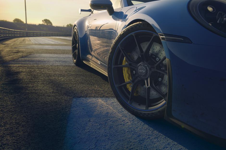 Porsche 911 GT3   Avtor: Porsche