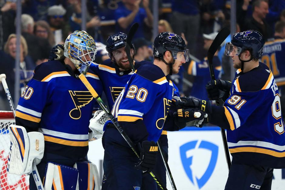 st. louis blues nhl | Avtor: True value paint