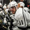 anže kopitar los angeles kings nhl