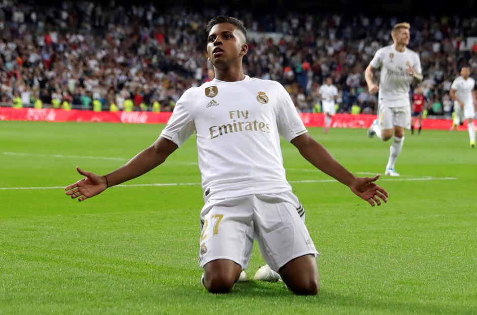 Rodrygo Goes Real Madrid | Avtor: Epa