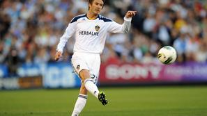 David Beckham Los Angeles Galaxy